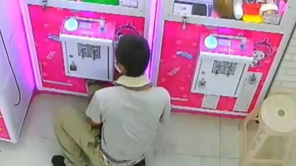 曾單日連偷5店零錢箱! 北投娃娃機慣竊遭羈押