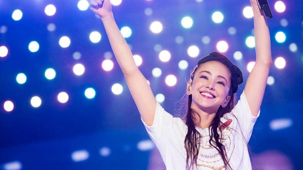 日本歌壇天后安室奈美惠正式退出歌壇
