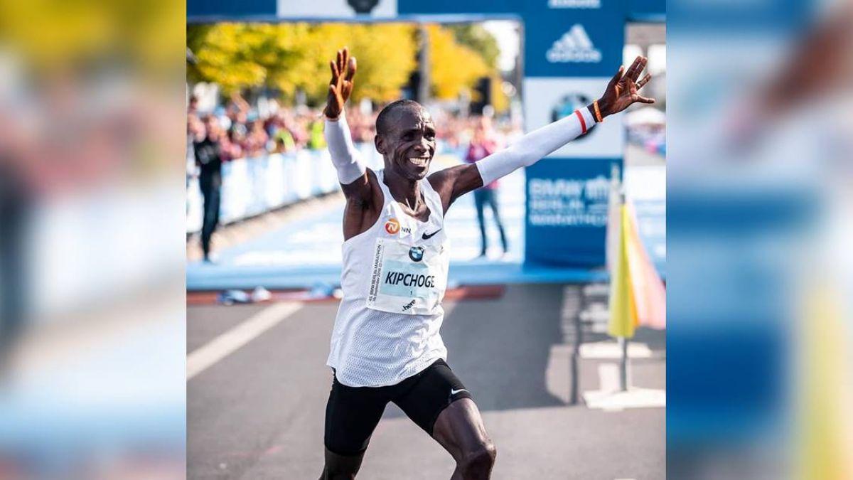 馬拉松名將基普柯吉締新猷 世界紀錄一次推進78秒