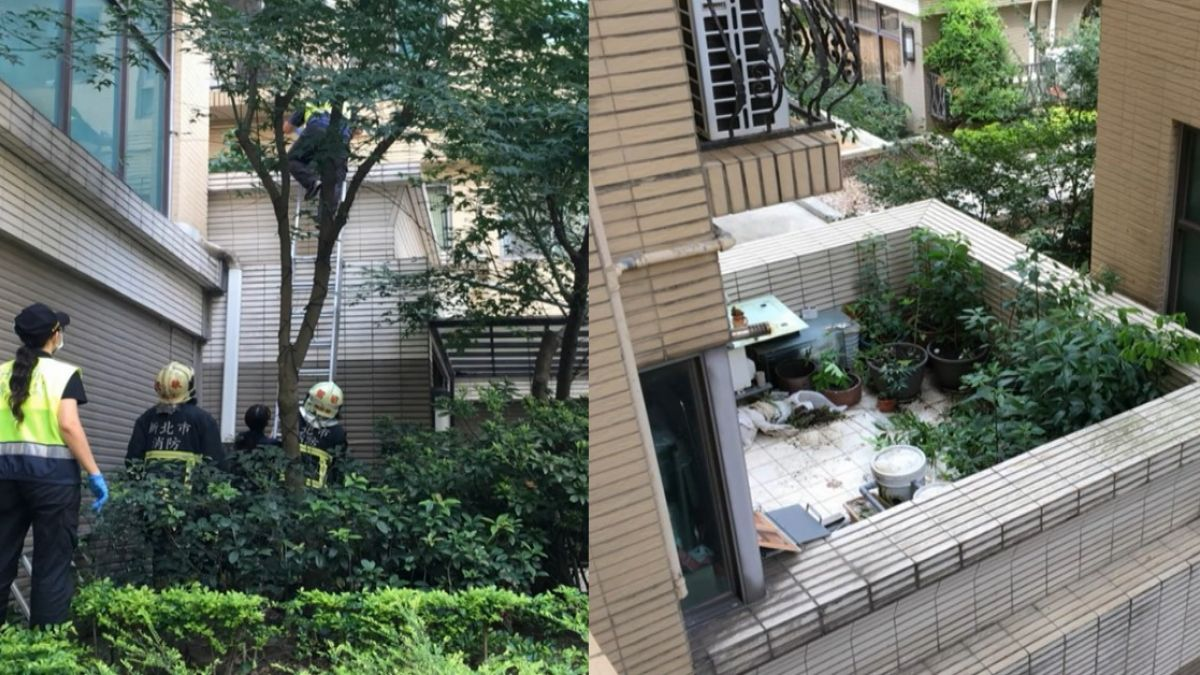 母出門洗床單!5歲女童爬上陽台從6樓墜2樓