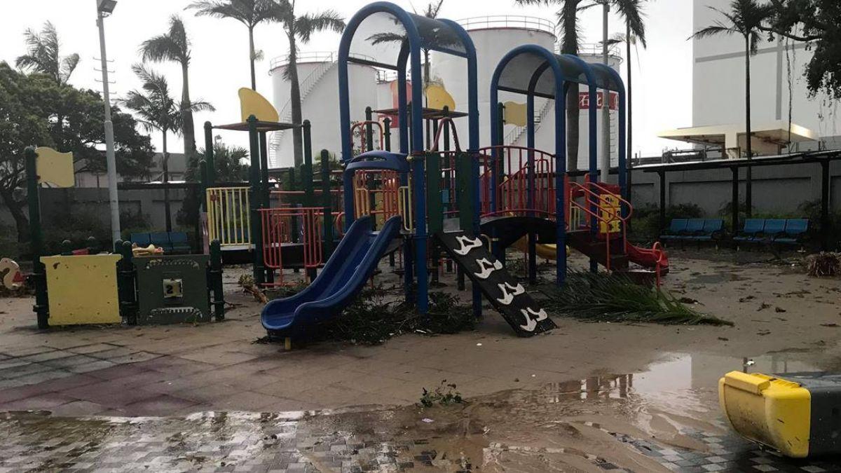 強颱山竹遠離香港 影響餘波未了