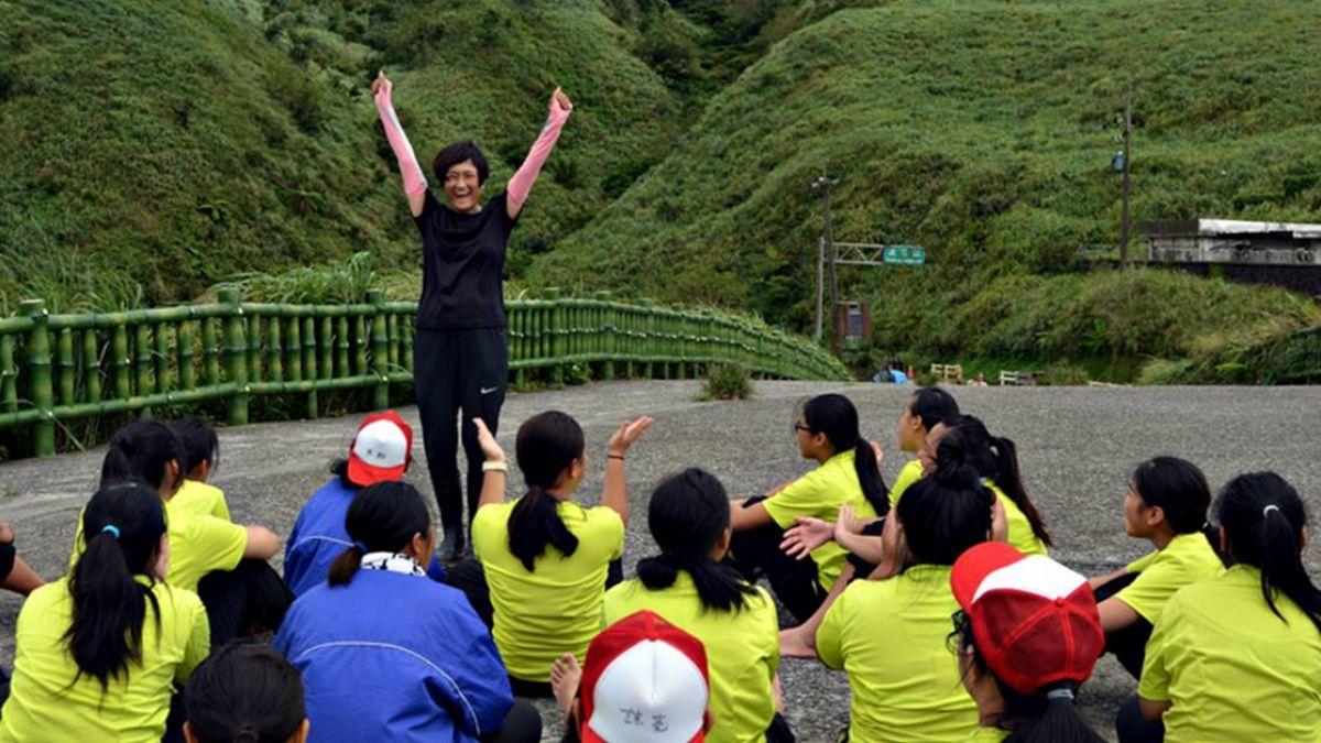 跑步登山健身 豐珠戶外課程療癒少女內心創傷
