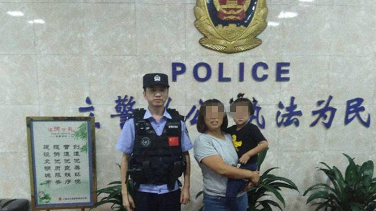 警問父母名字 走失3歲女童神回覆:我爸叫死胖子!