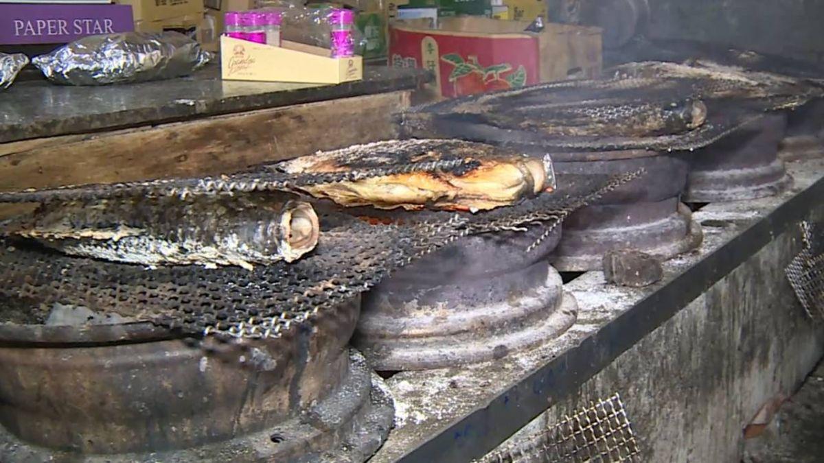 救救豬隊友!中秋節烤魚「抹點油」 這樣做免烤焦