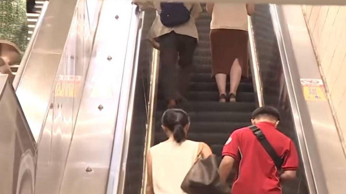 北車捷運站驚傳砍人! 女子胸口遭美工刀劃15公分刀傷