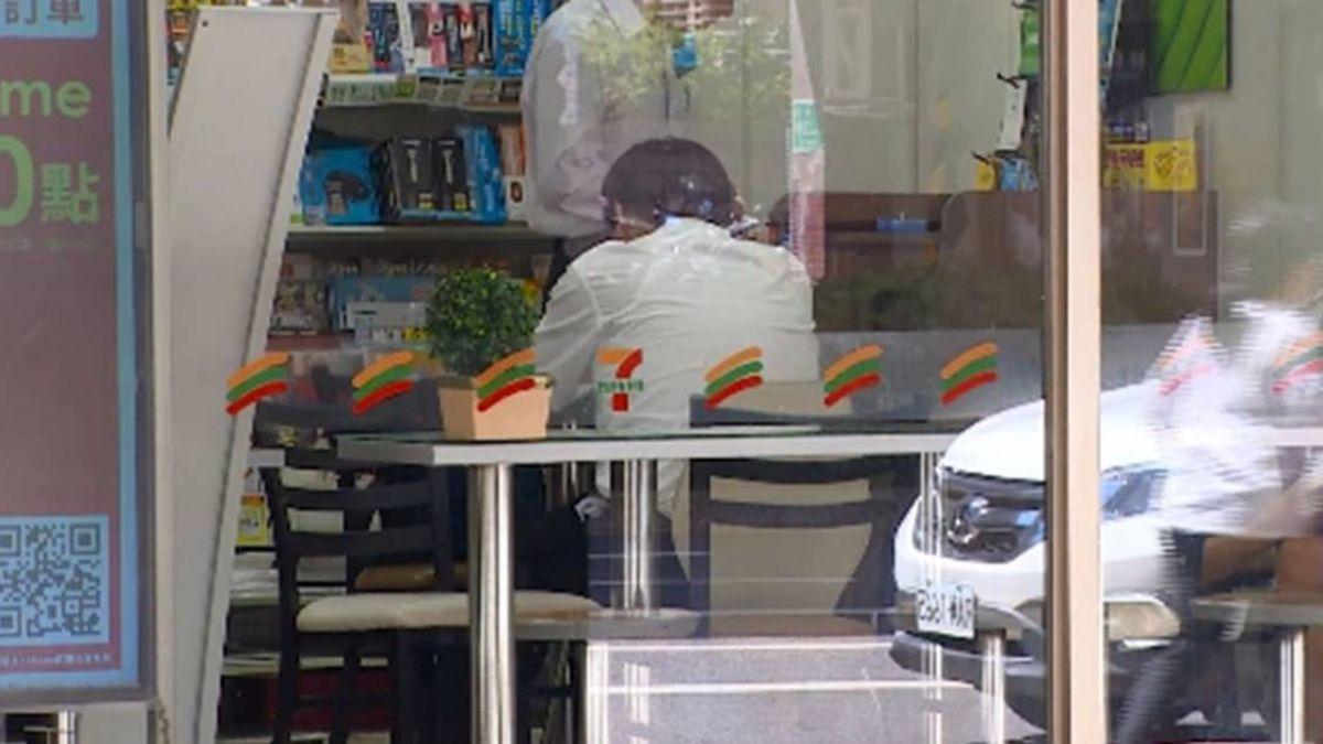 7-11員工色心起 酒醉OL趴坐用餐區被騷擾