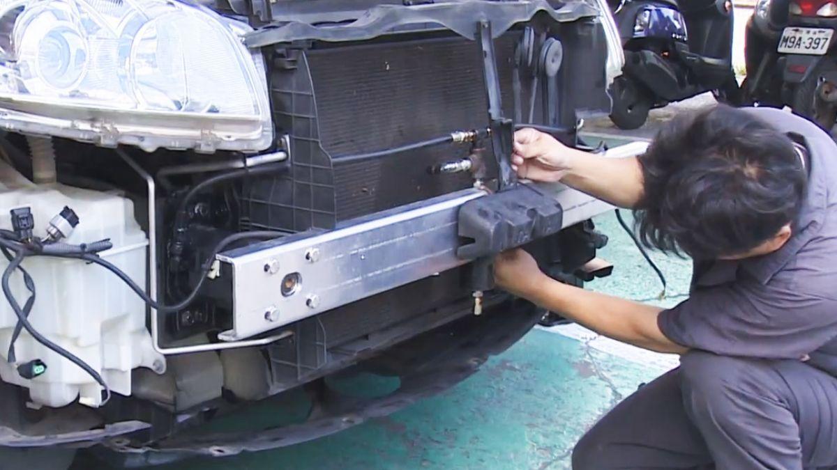 工程師研發緩衝系統30年 守護行車安全