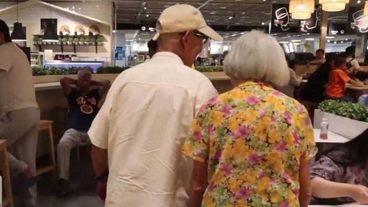 結婚59年還是超恩愛!八旬老夫妻從不下廚 天天照三餐在外放閃