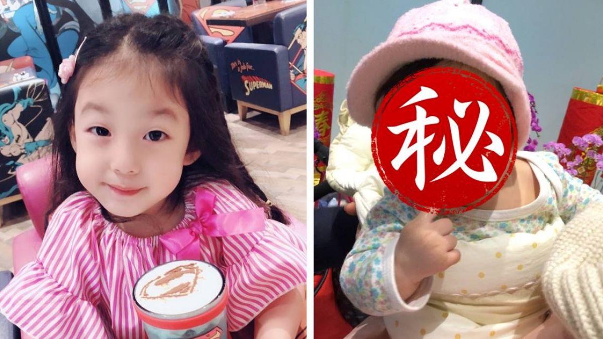 小泡芙進化史!「6月嬰兒照」首曝光 圓臉萌笑融化網友