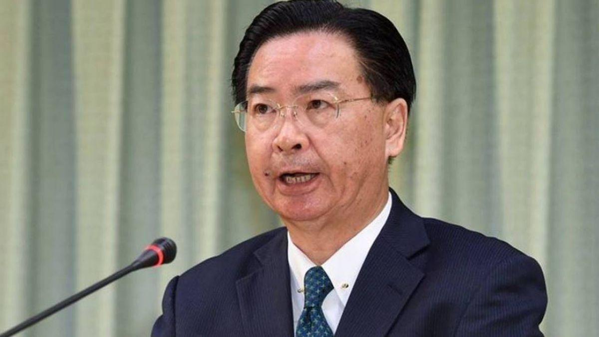 吳釗燮投書比媒 籲聯合國抗外力接納台灣