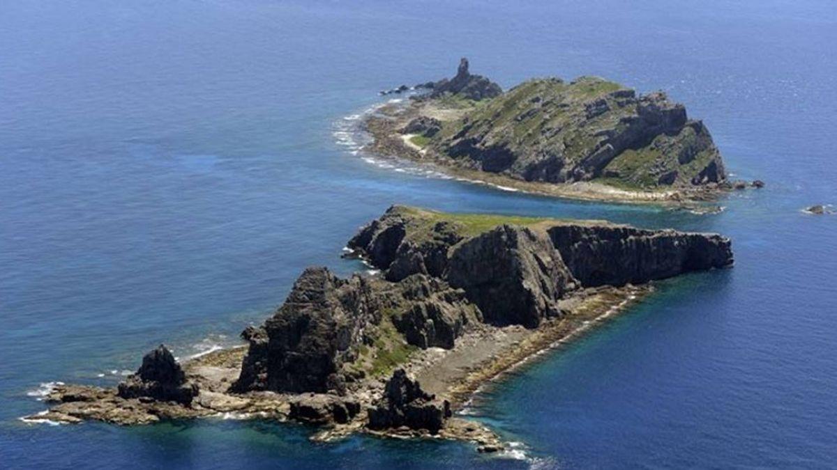 日官網刊登新資料 重申釣魚台是日本領土