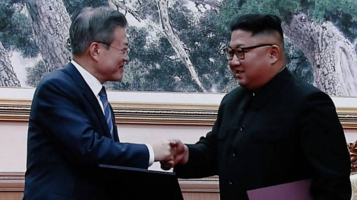 9月平壤共同宣言 致力落實完全非核化