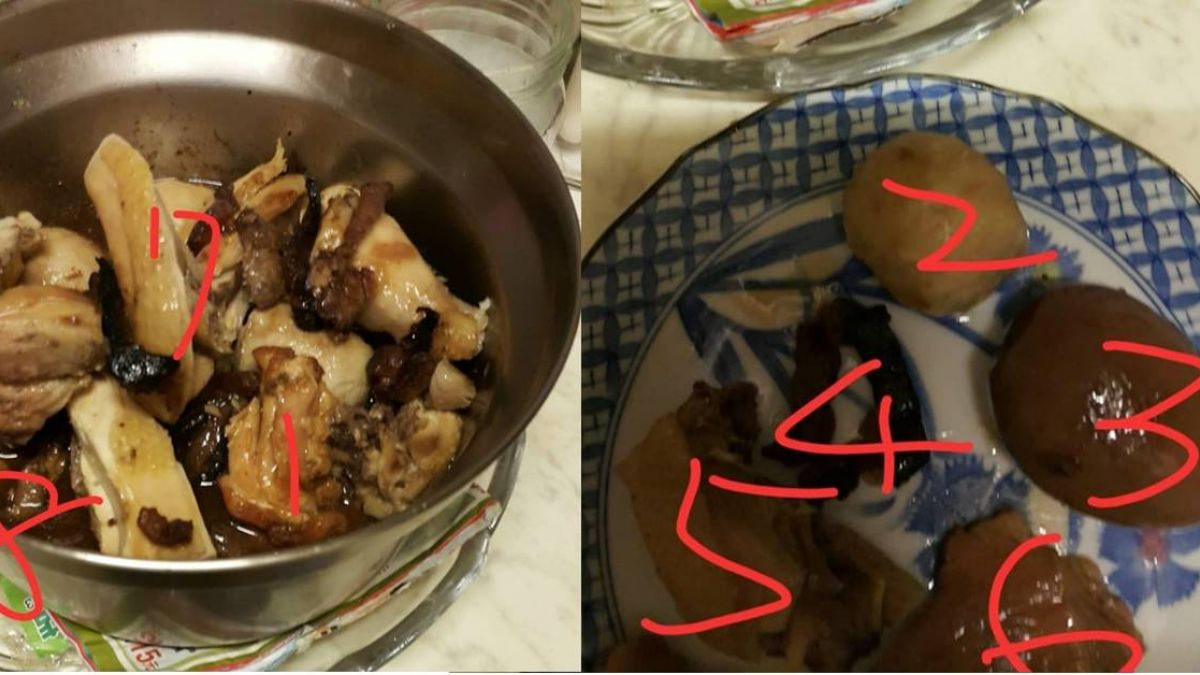 一鍋滷肉中元吃到中秋!8大暗黑食材曝光 她傻眼:要毒死誰