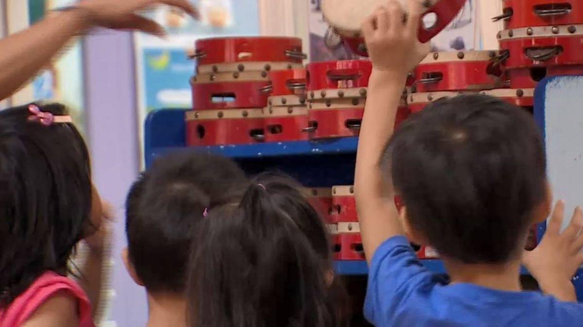 基隆12幼兒園加入準公幼 送托月繳4500元!