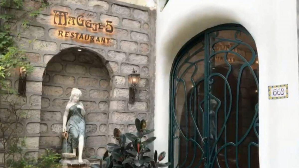 杜拜王子晚宴8人吃187萬  東森直擊豪奢餐廳