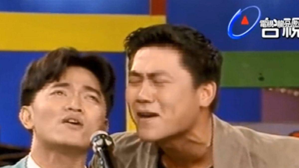 天王的那些年!歌手變綜藝王 憲哥青澀跑龍套樣曝光