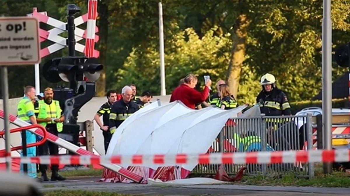 荷蘭火車撞托育中心推車  4幼童慘死另兩人重傷