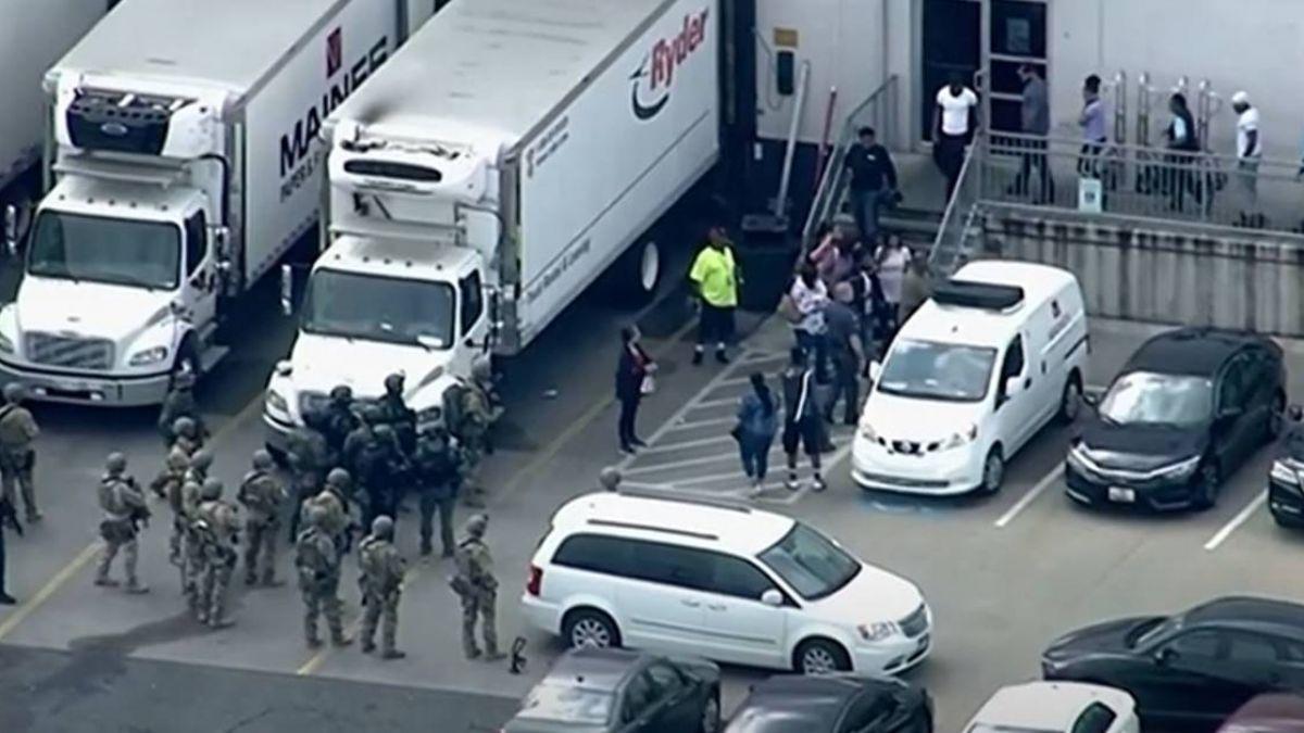 馬里蘭州槍擊案數人死傷  凶嫌重傷被捕