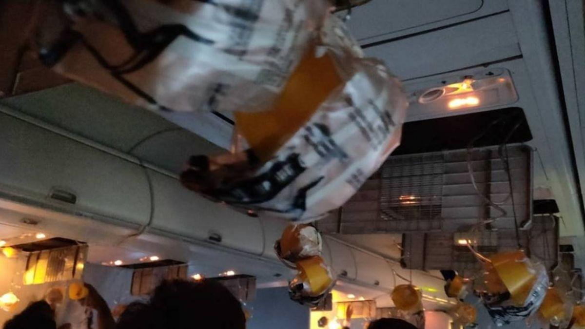 搭機「耳鼻噴血」!這裝置竟忘了開 166名乘客:感覺快死了