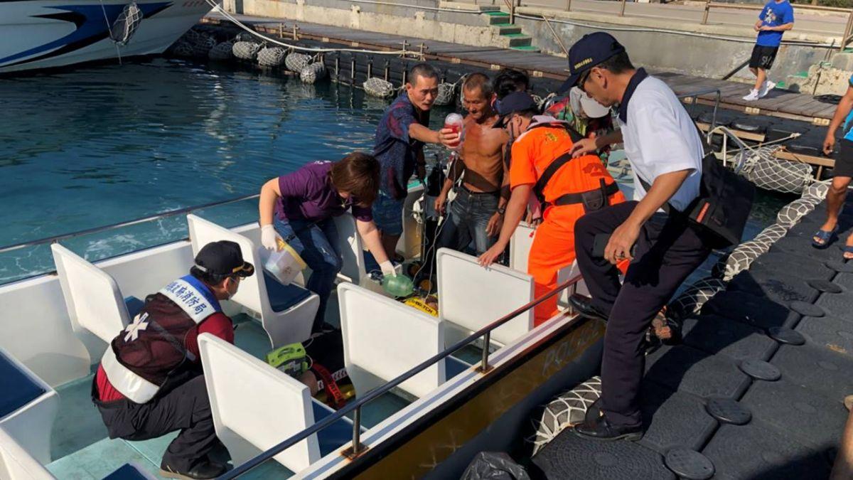 中秋連假…澎湖吉貝驚傳男遊客溺斃!當地人都不敢輕易下水