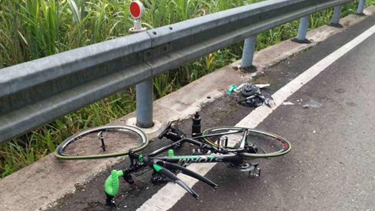 疑遭猴群攻擊!奪命下坡 28歲單車騎士自摔吐血魂斷