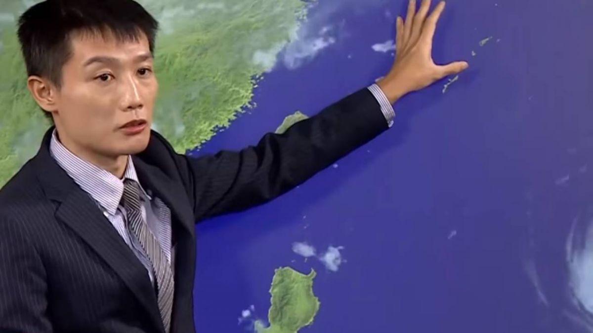 潭美增強變中颱 周末恐侵台搗亂