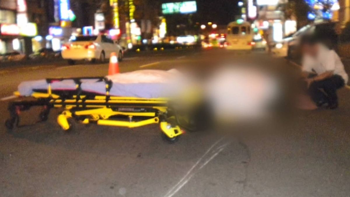 女騎士闖紅燈右轉遭撞死 「5到10%肇責」駕駛判刑