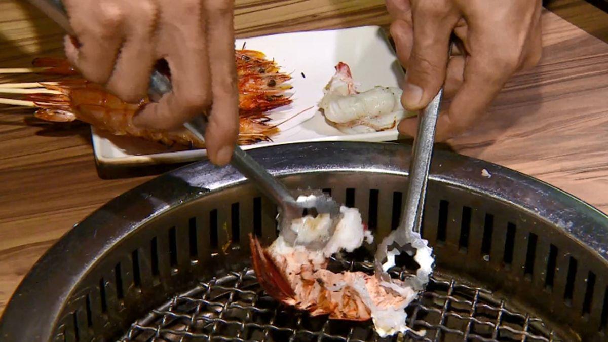 烤高檔海鮮食材有秘訣 專家:關鍵在火候