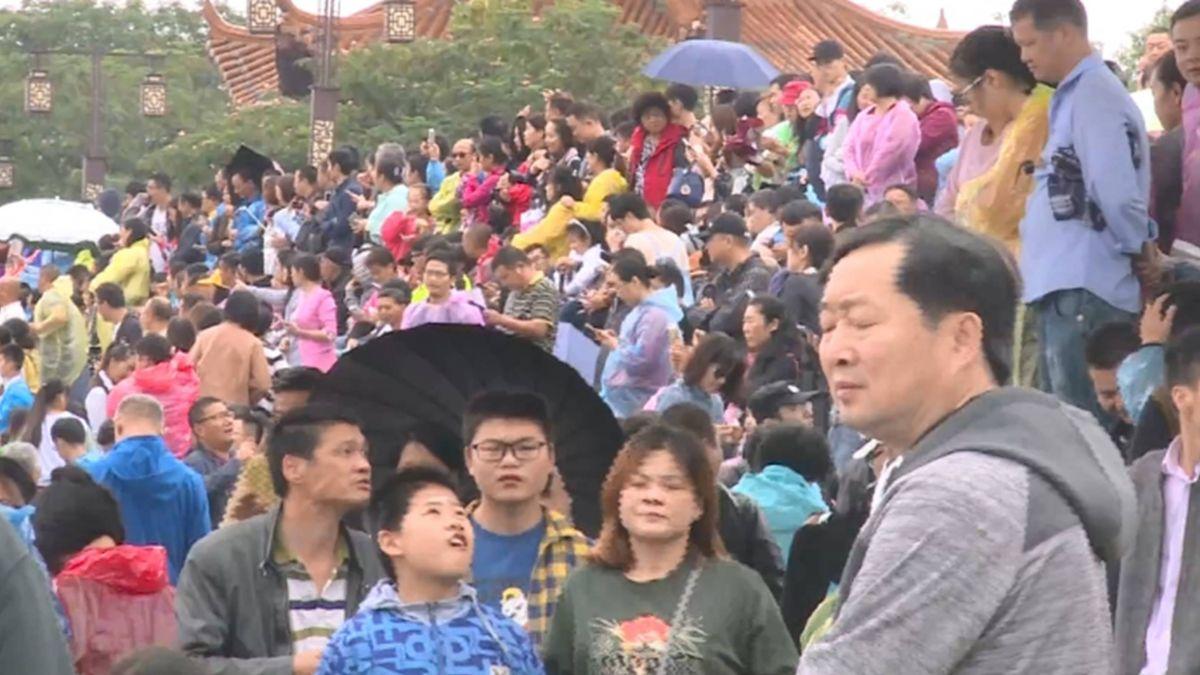 中秋錢塘江迎大潮 觀景房價漲10倍逼近6萬