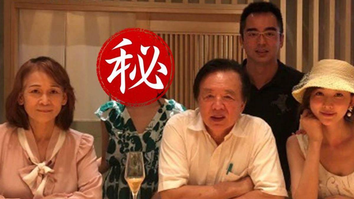 顏值爆棚!林志玲全家福照曝光 空姐大嫂罕露臉…網全暴動