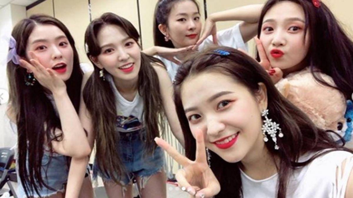 韓團Red Velvet秀養眼美腿 甜說中文嗨翻粉絲