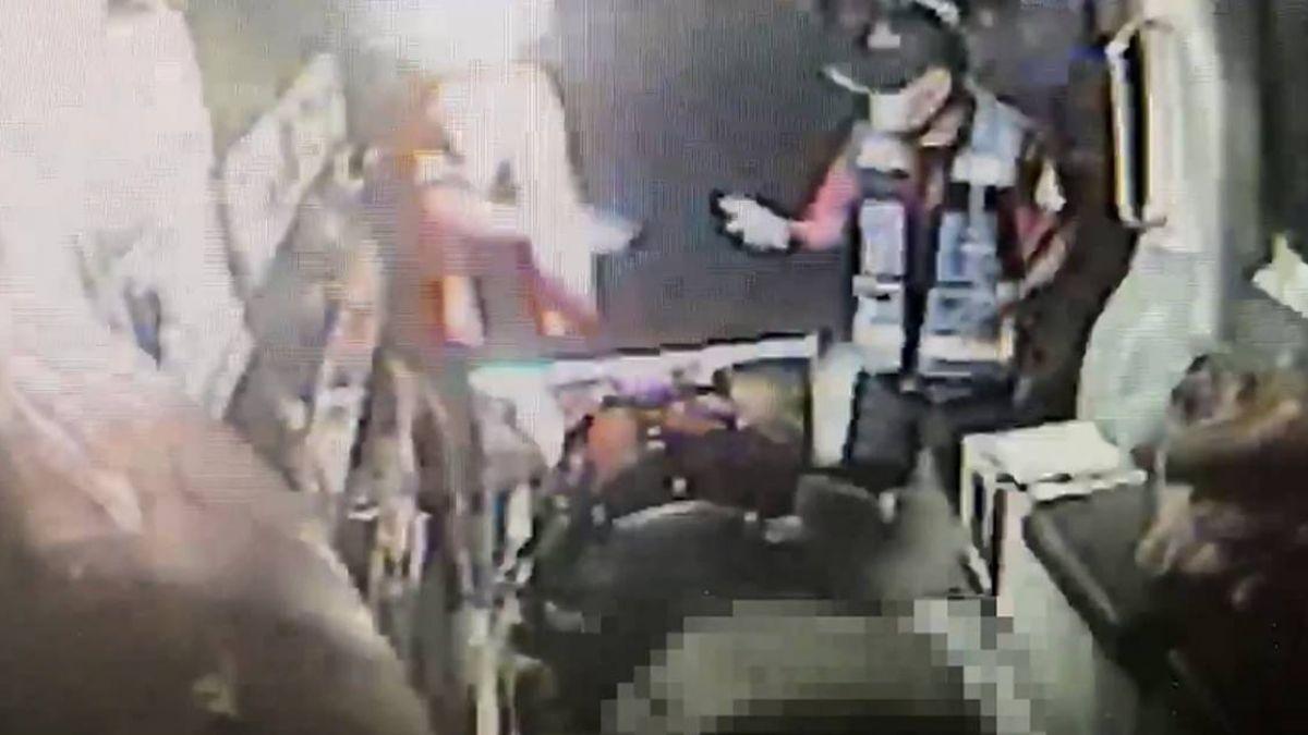 酒駕奪2命!酒駕男撞死騎士 滑行6米自撞牆亡