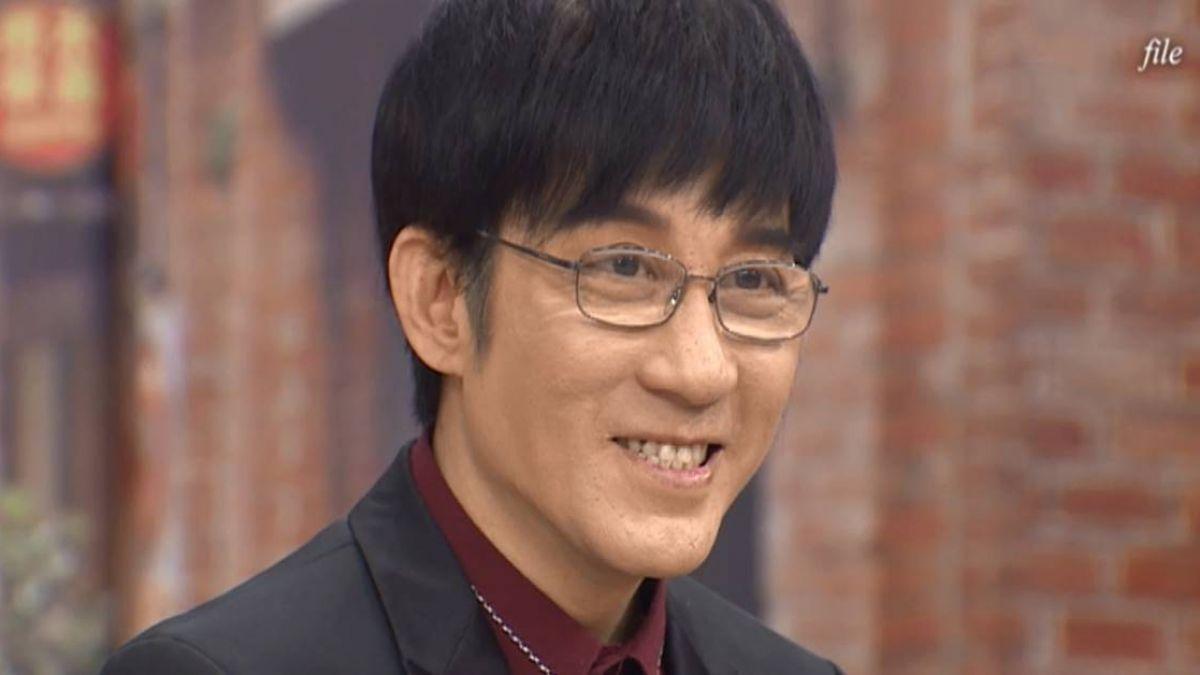 完了!歌手江明學持毒遭逮 坦承「壓力太大」