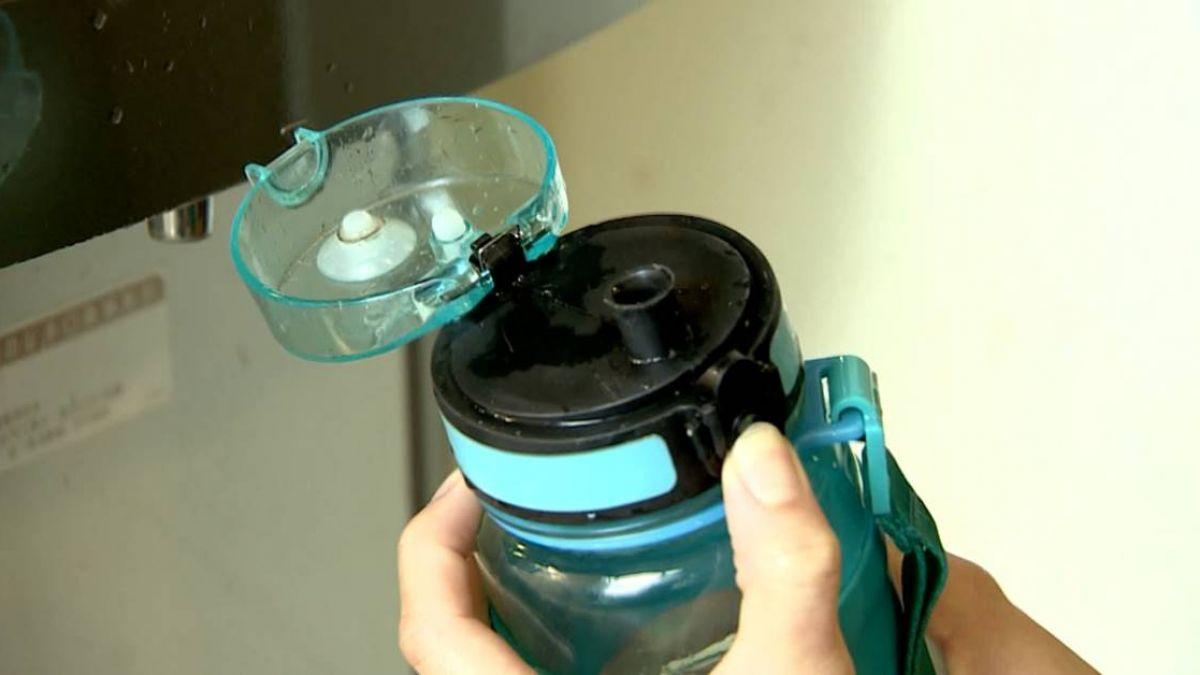 知名品牌「彈扣式水壺上蓋」 殘渣值超標退運