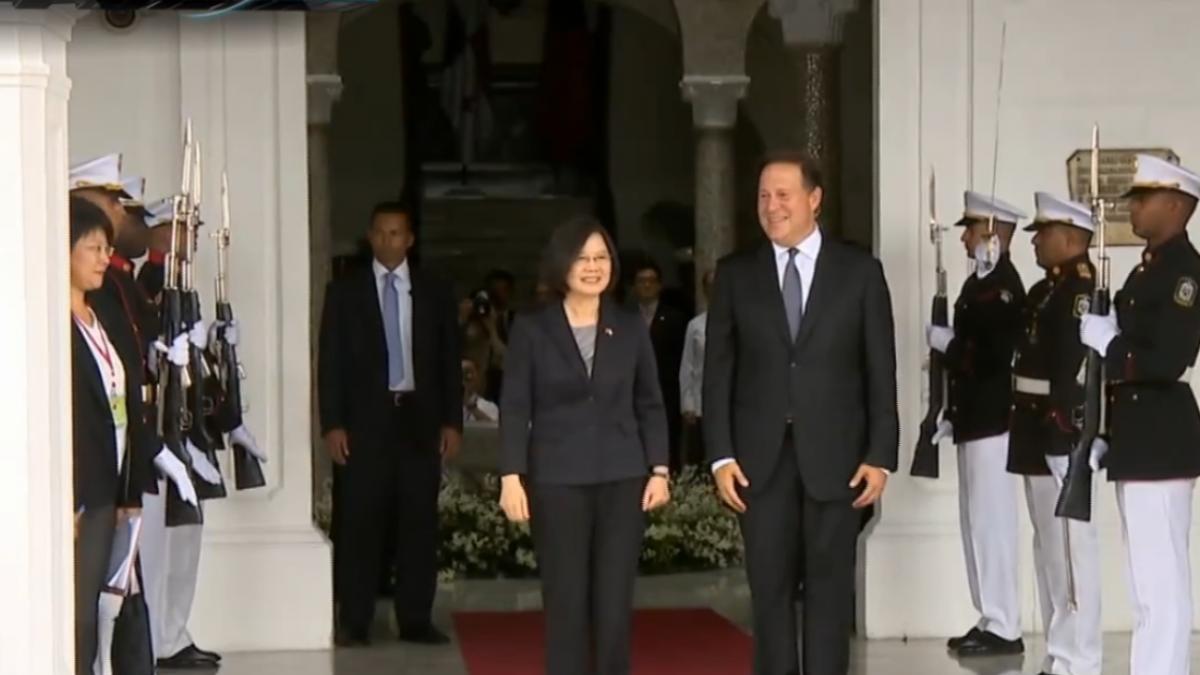 聯大發言挺台 巴拉圭總統稱台灣是國家