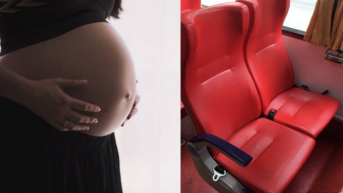 準媽媽孕吐…女乘客嗆「太嬌貴」 全公車幫出聲!她秒變靜音