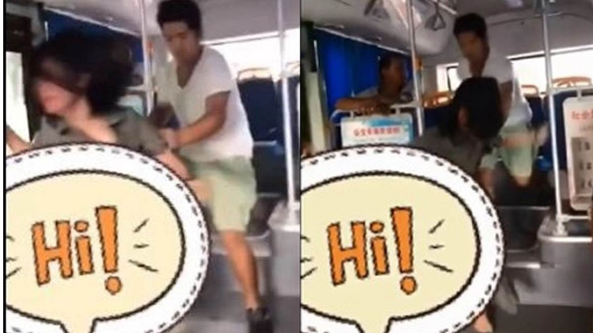 網瘋傳「女遭公車禽獸性侵哀號!」 警方回應了