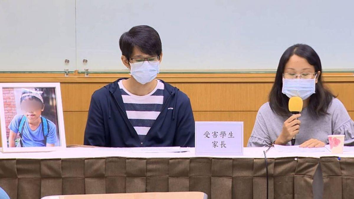 妥瑞兒入學3個月輕生 母淚訴:校方鎖門後問「吃藥沒」