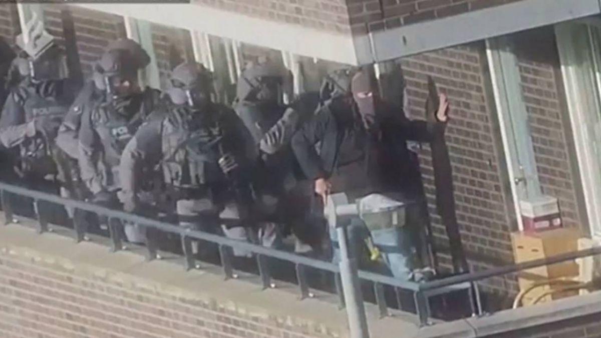 荷蘭及時逮捕7嫌犯  阻止重大恐怖攻擊