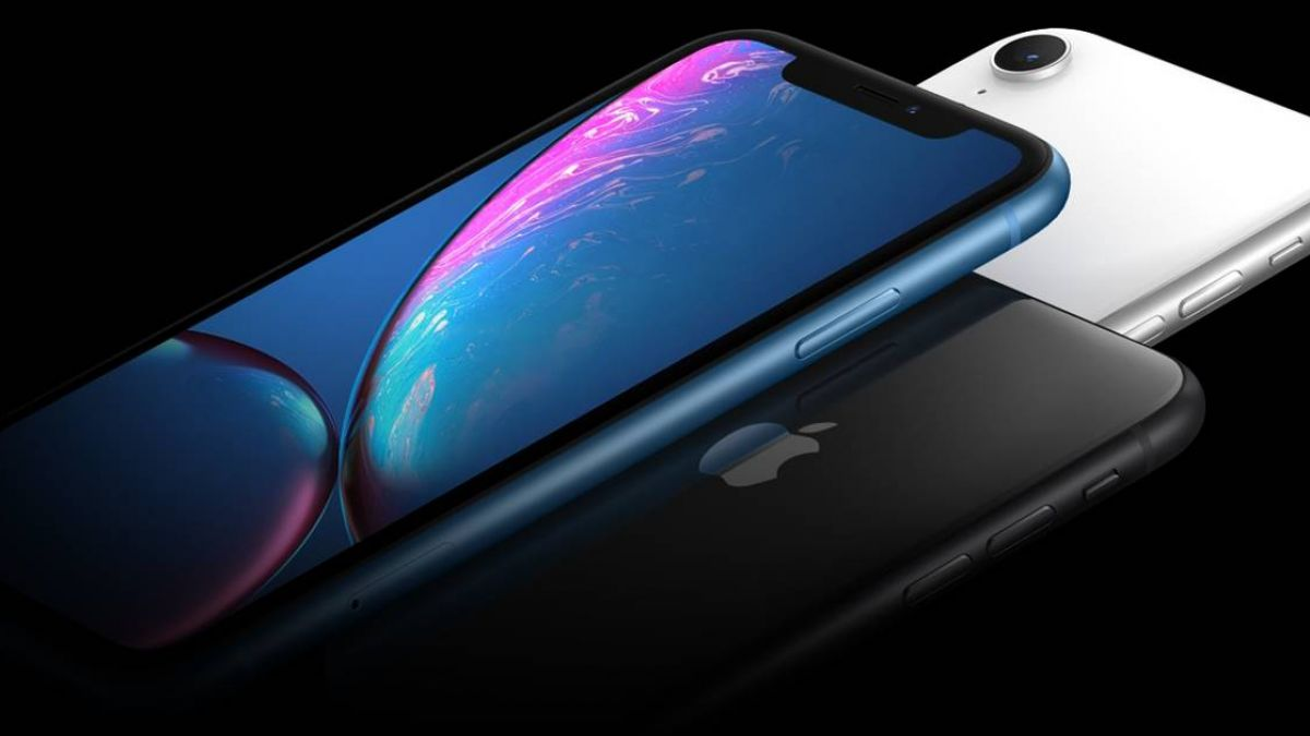 iPhone XR下月底開賣 通路看買氣旺一倍