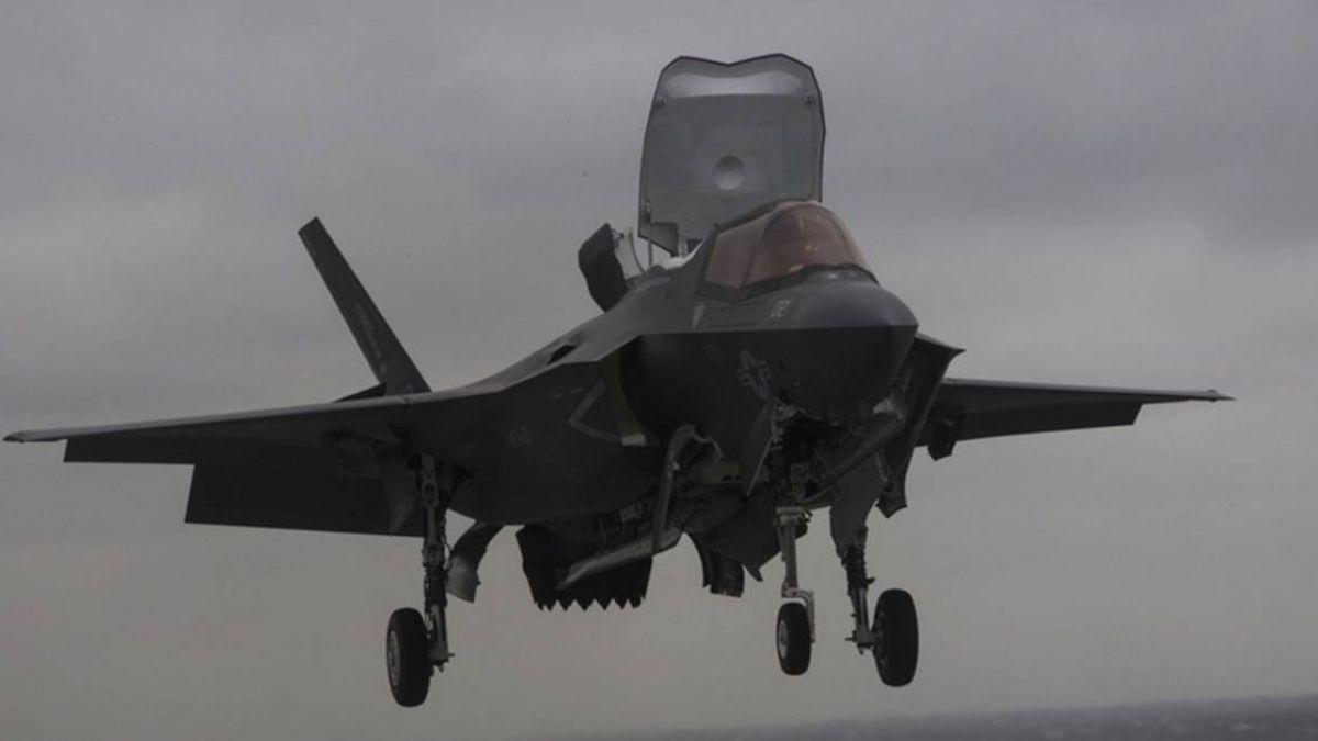 美軍一架F-35B墜毀南卡州 所幸無人傷亡