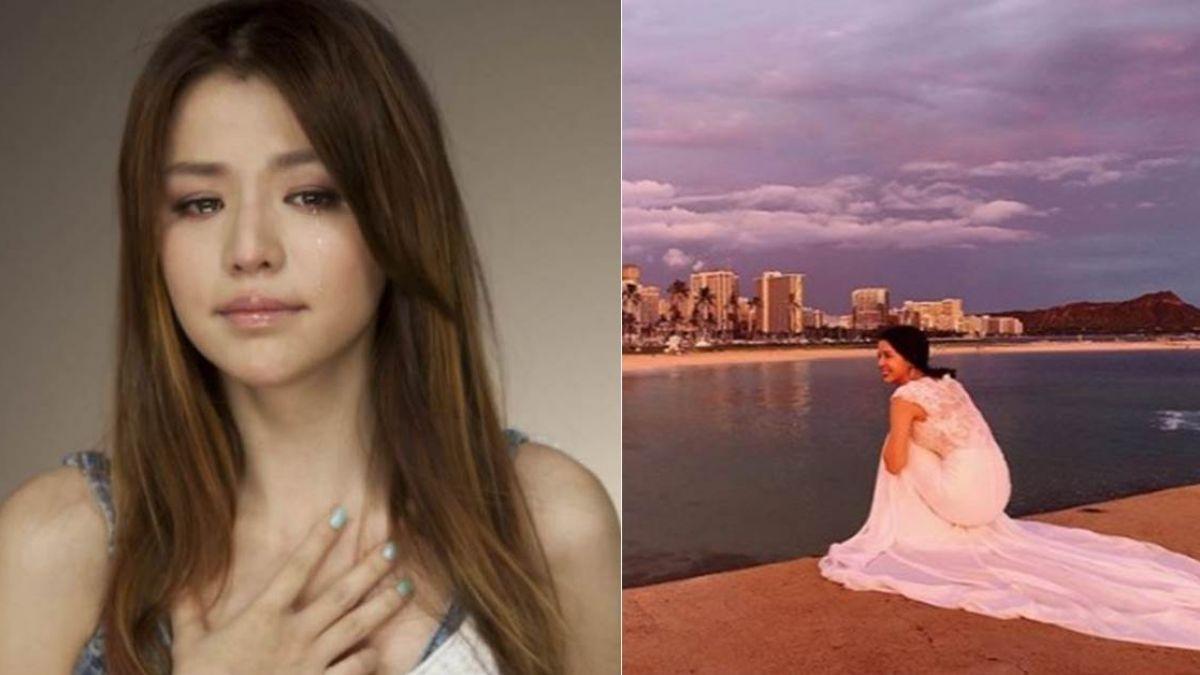 分手柯震東!33歲李毓芬驚喜曬婚紗照 甜喊「終於…」
