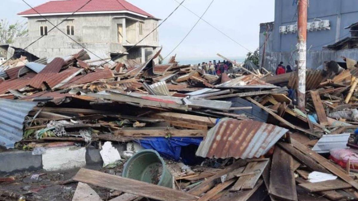 印尼強震海嘯增至420死  罹難人數恐大幅攀升