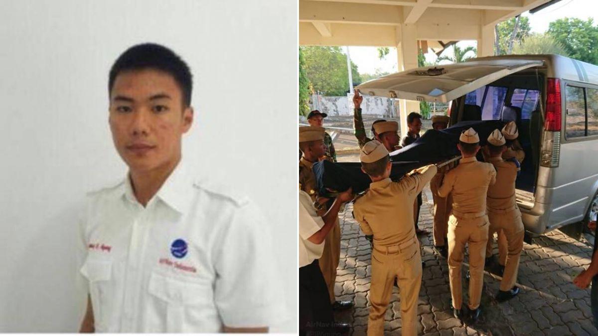 印尼強震天崩地裂!21歲男堅守崗位…犧牲性命救機上百人