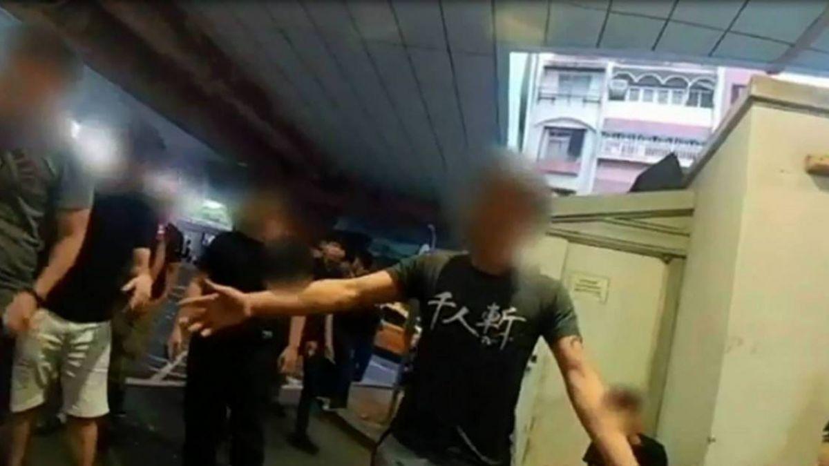 北市選前掃黑 逮竹聯幫貔貅堂大哥千人斬