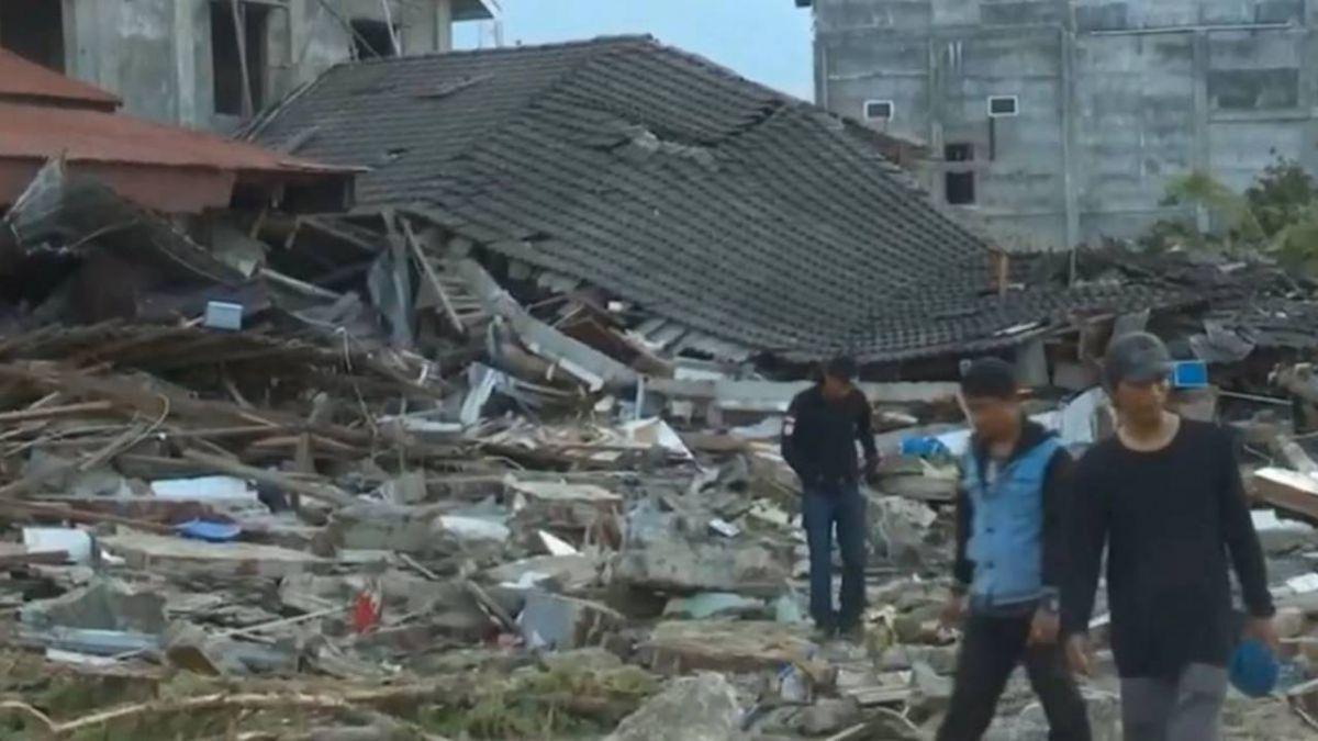印尼強震一名倖存者獲救 罹難人數恐達數千人