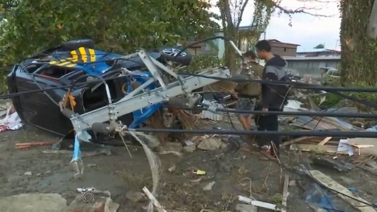 印尼強震釀832死! 政府下令「集體掩埋遺體」 以免散播疾病