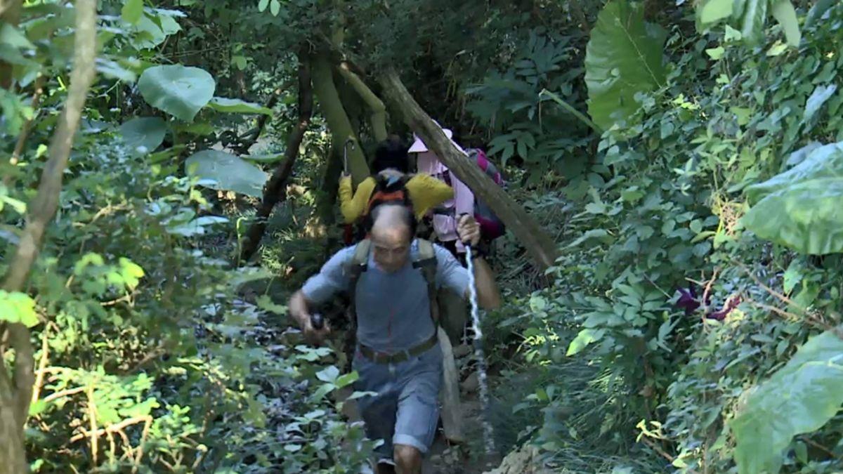 台版百慕達!地特殊坑洞多 壽山1周2登山失蹤