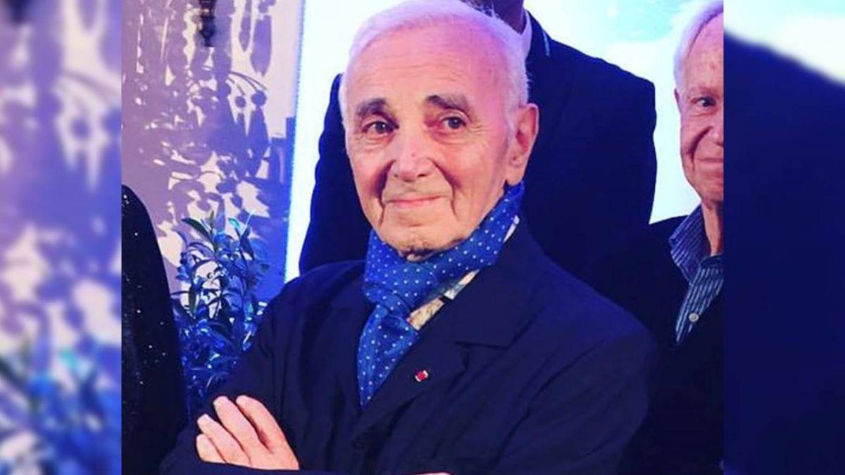 法國傳奇歌手查爾阿茲納弗過世 享耆壽94歲