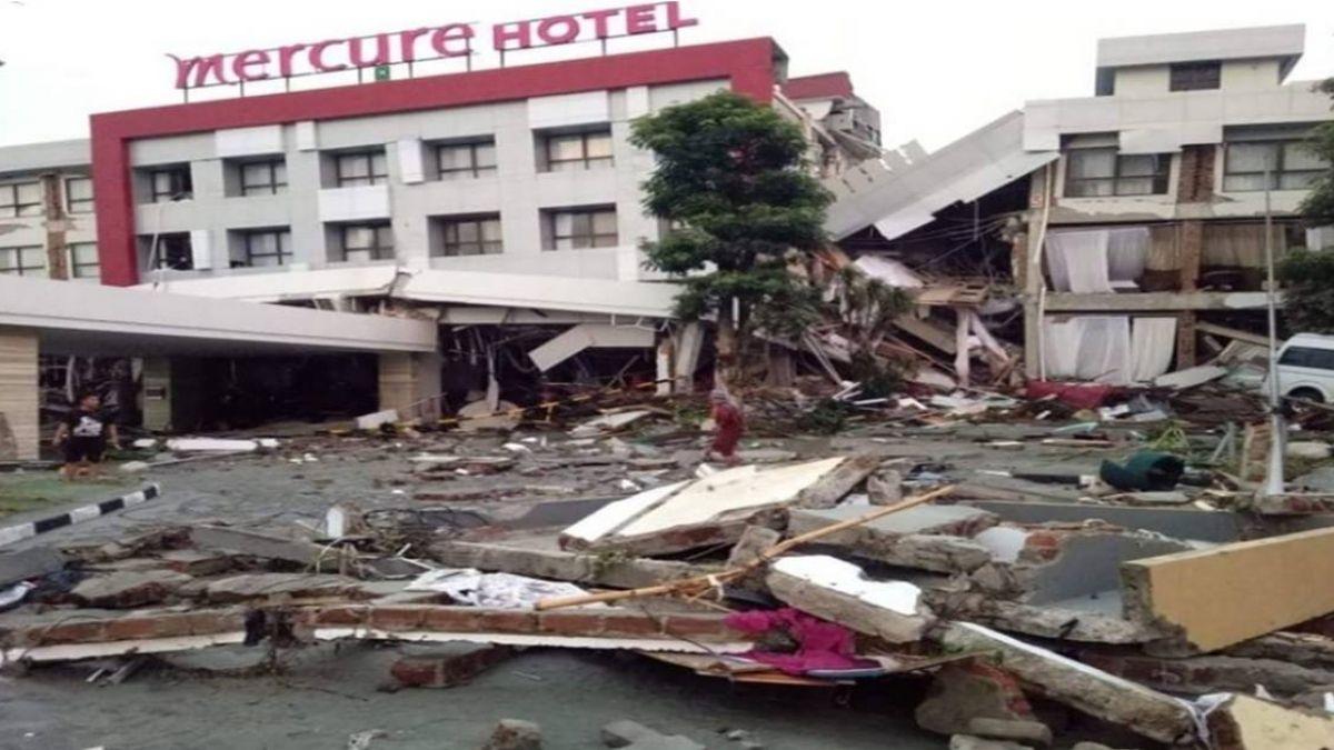 印尼強震土石埋教堂 聖經班34學生遺體尋獲